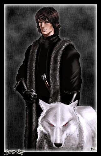 Jon Snow door Amoka
