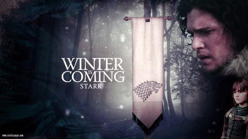 Jon Snow پیپر وال