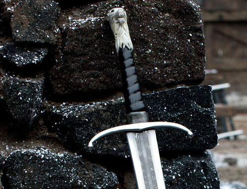 Jon sword Longlaw