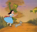 Journey Back to OZ Production Cel - the-wizard-of-oz photo