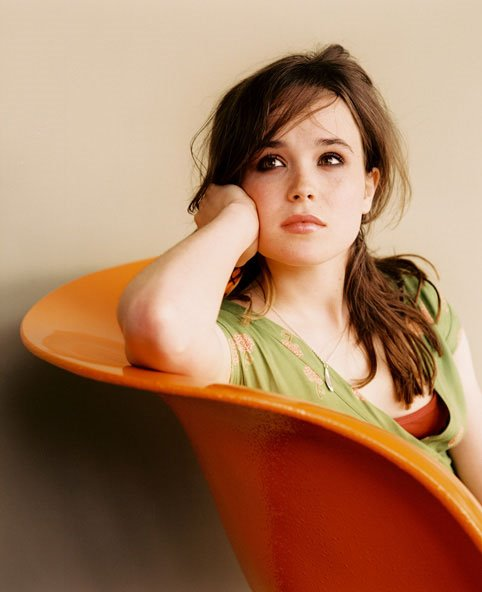Teen role for ellen page