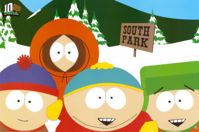 Just some south park stuff