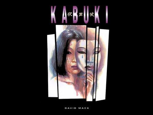 Kabuki, द्वारा David Mack
