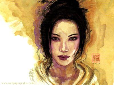 Kabuki, oleh David Mack