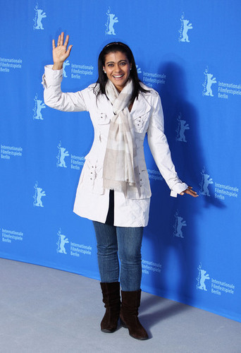Kajol: 60th Berlin Film Festival - My Name Is Khan - Photocall