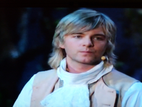 Keith in Celtic Thunder Storm