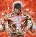 Kenshiro Powered - fist-of-the-north-star icon