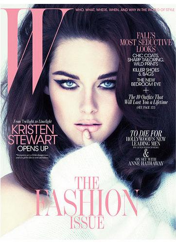 Kristen- W magazine