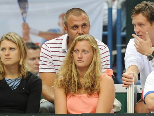 Kvitova replaces Safarova alongside Berdych