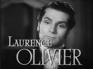 Laurence Oliver Mr. Darcy