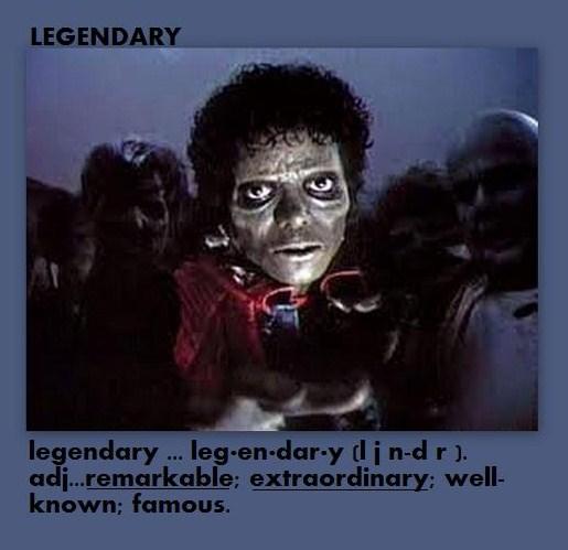 Legendary Michael