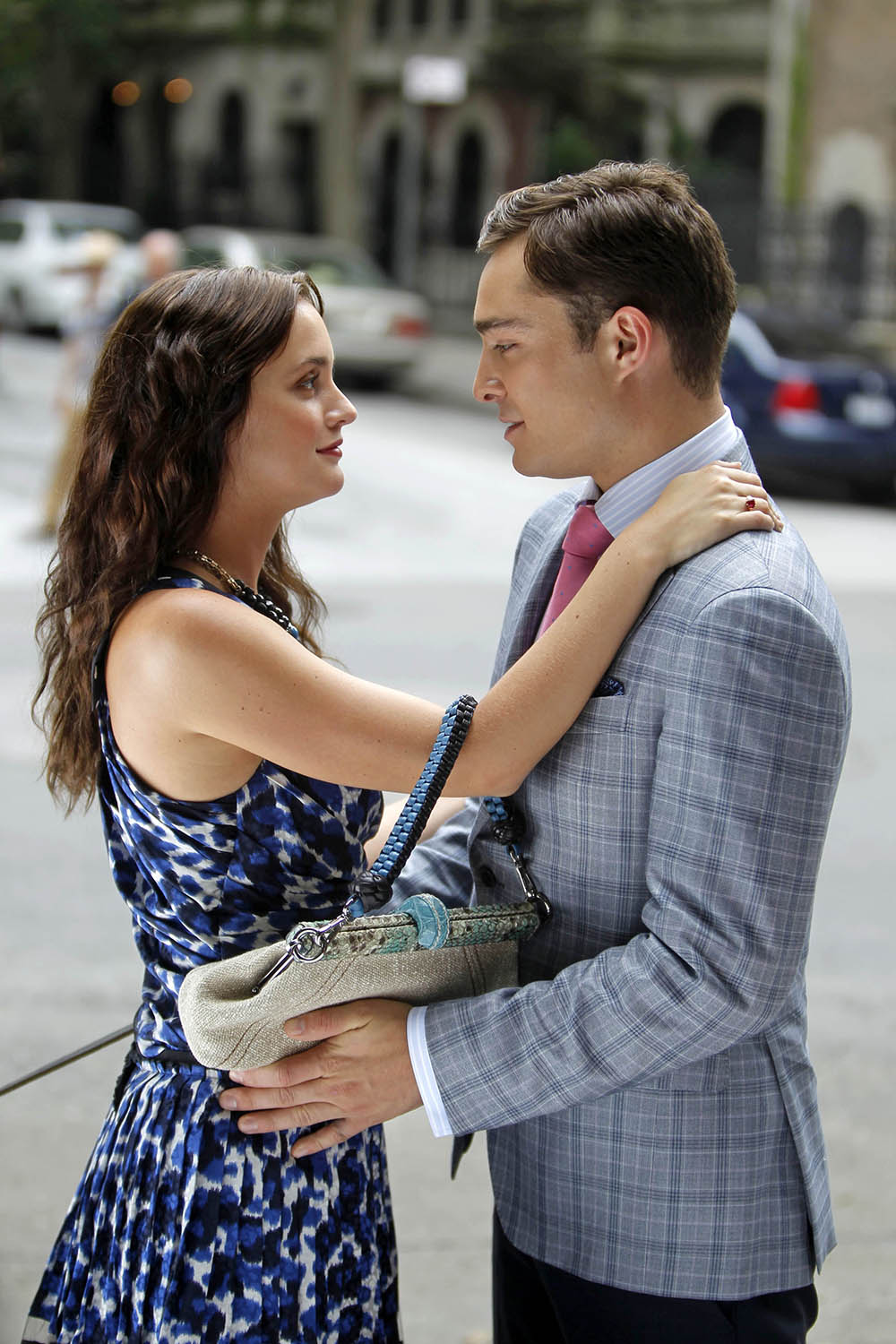 who is leighton meester dating in real life 2012