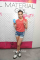 Lourdes Leon promotes her Material Girl Make Up Range at Macys in NY, Aug 8