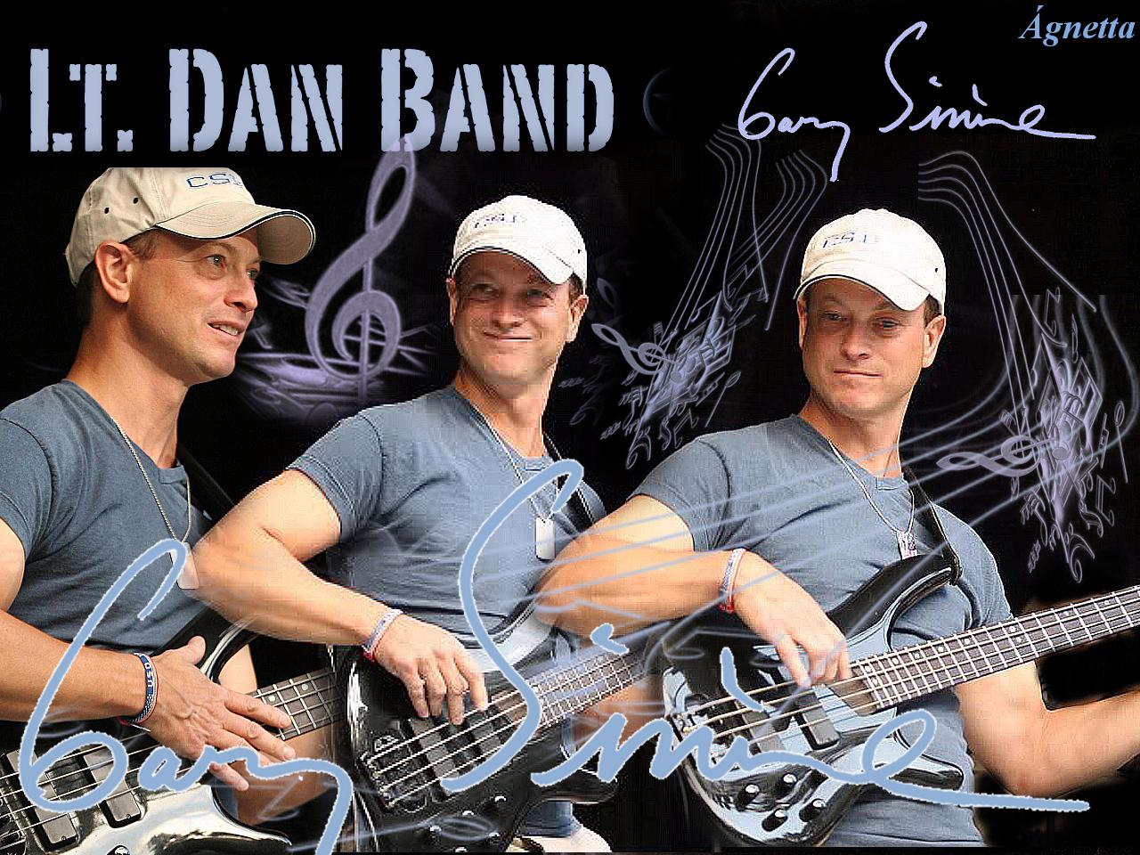 Lt Dan Band Gary Sinise