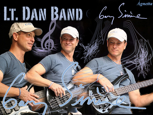 Gary Sinise images Lt.Dan Band HD wallpaper and background ...