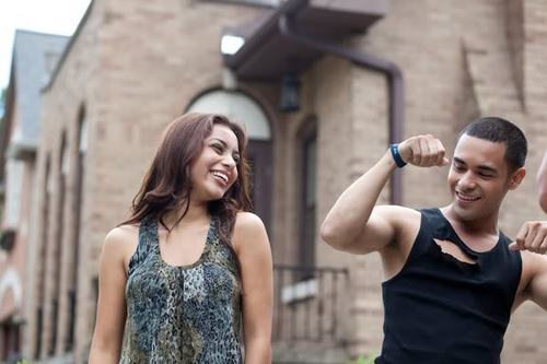 Luis and Nikki