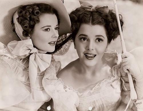Lydia & Kitty 1940