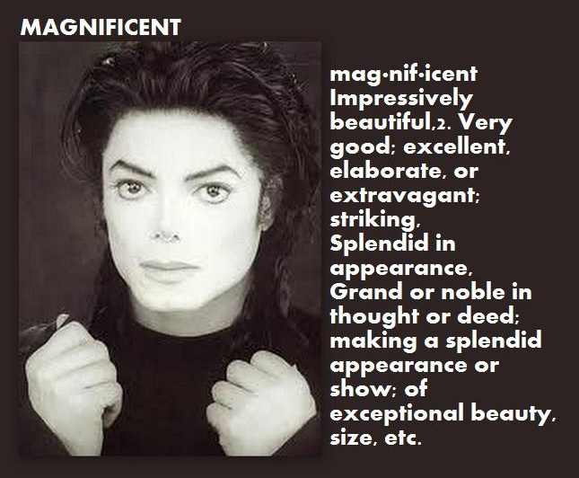 Magnificent Michael
