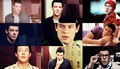 Many Expressions Of Glee - finn-hudson fan art