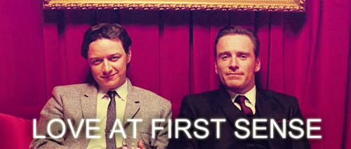 James McAvoy and Michael Fassbender 壁紙 called McFassy