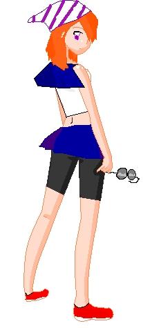 Megumi my character