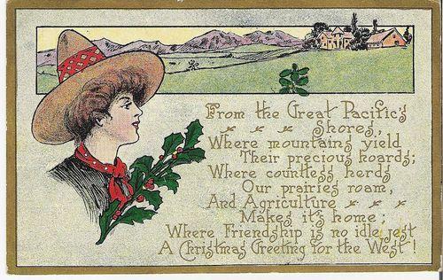 Merry क्रिस्मस cowpokes!