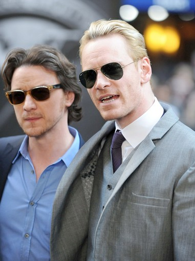 Michael & James