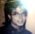 Michael Nerdy lol - michael-jackson photo