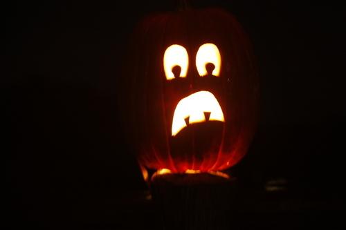 Halloween wallpaper called Mr. Jack-o-Lantern