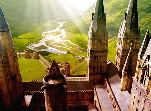 My home,Hogwarts ♥ ♥ always ♥ ♥
