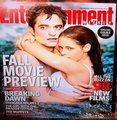 NEW EDWARD/BELLA STILL- EW COVER - twilight-series photo