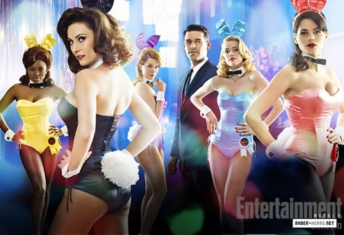 "New ""The Playboy Club"" Promos"