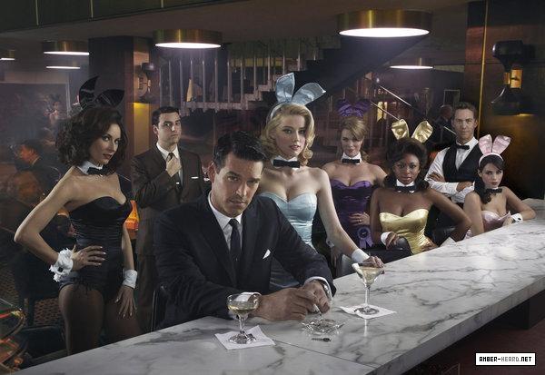 "New ""The Playboy Club"" Promos"