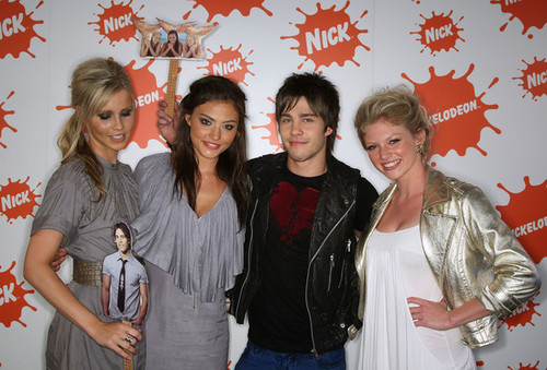 Nickelodeon Australian Kids' Choice Awards 2008. [October 11]