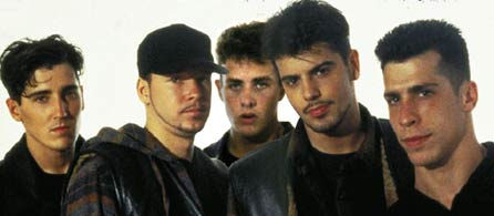 New Kids on the Block 바탕화면 called Nkotb