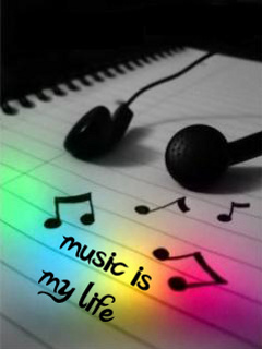 No Lyf Without Music!