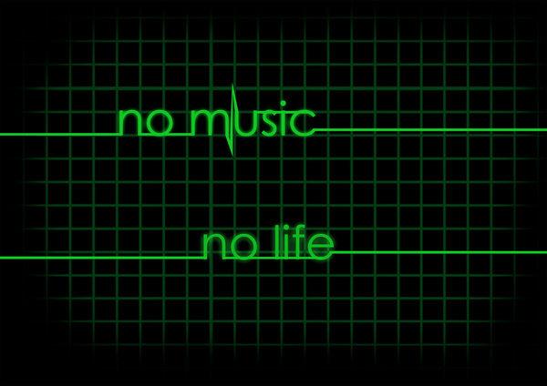 Music no music no life