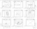 Original Hand Drawn Tom &amp; Jerry Production Storyboard - tom-and-jerry photo