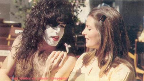 Paul ☆ Melissa ~ Kiss Meets the Phantom of the Park