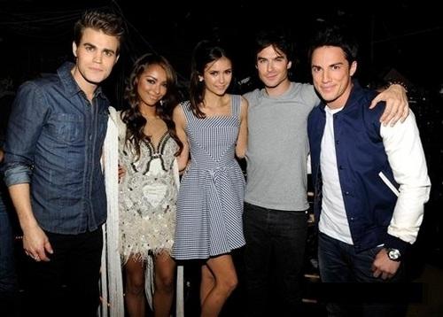 Paul - Teen Choice Awards - August 07, 2011