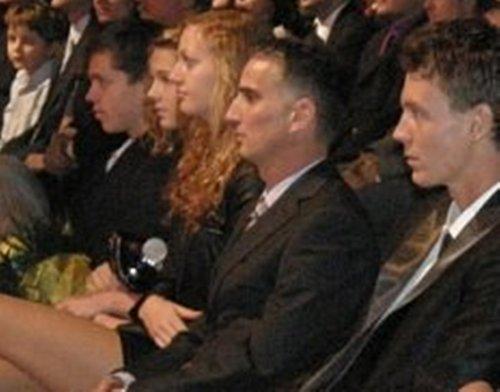 Pavlasek,Kvitova and Berdych in 2010