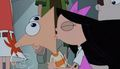 Phinebella Kiss - phineas-and-ferb screencap
