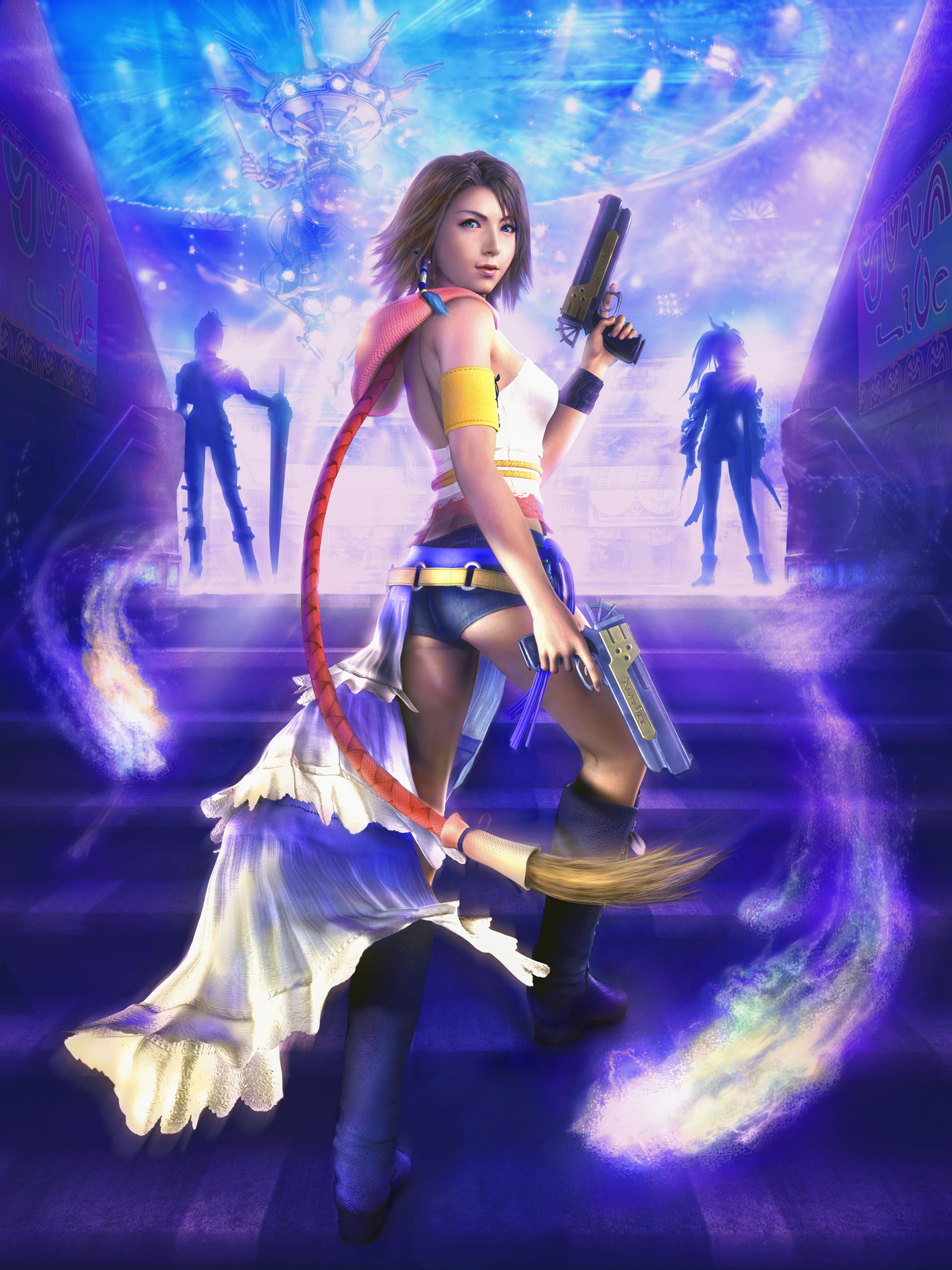 final fantasy x-2 images pictures from ffx-2 hd wallpaper and