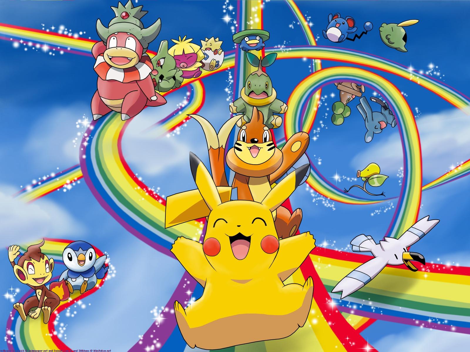 Pikachu hình nền