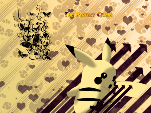 Pikachu wallpaper entitled Pikachu Wallpaper