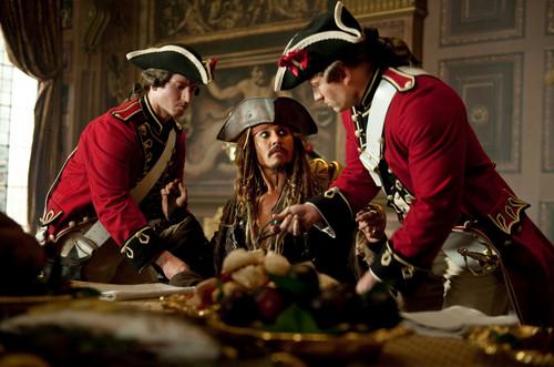 Johnny Depp wallpaper called Pirates of the caribbean on stranger tides:D