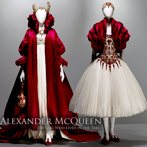 Possible #SWATH Queen and Princes costumes  - snow-white-and-the-huntsman Photo