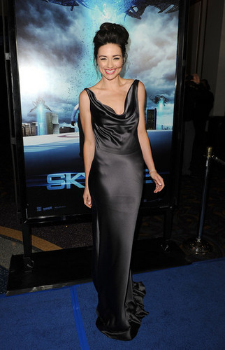 Premiere Of Rogue Pictures' Skyline- Arrivals