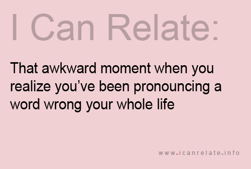 Pronouncing a Word