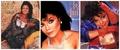 REBBIE JACKSON LATOYA JACKSON JANET JACKSON 1984 ALBUM PHOTOS